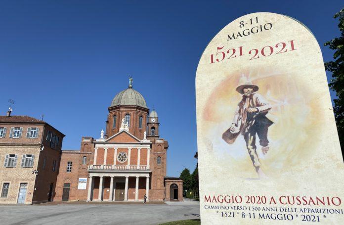 Cussanio Santuario maggio 2020