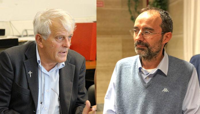 Dompè Don Mario e Raspo Don Damiano