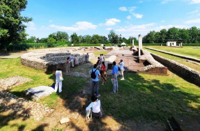 Il sito archeologico di Bene Vagienna tra le location per le