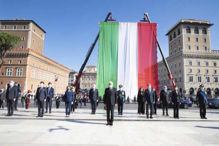 Festa Della Repubblica Frecce Tricolori