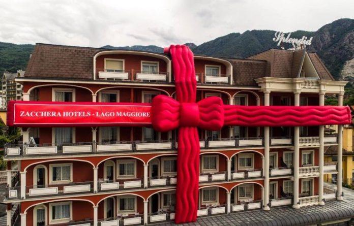 La Fly-In di Bene Vagianna ha trasformato un hotel in un
