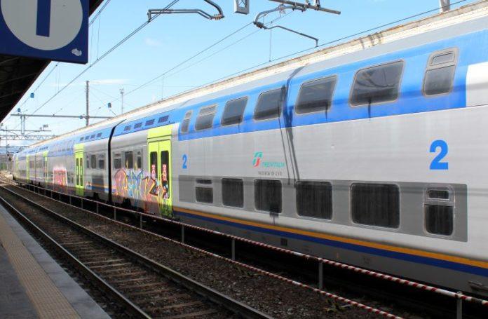 La stazione ferroviaria di Fossano