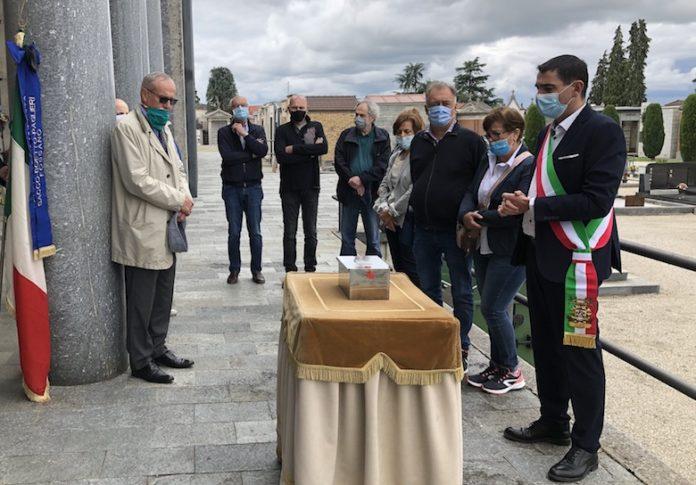 Grapputo Silvio Saluto Cimitero