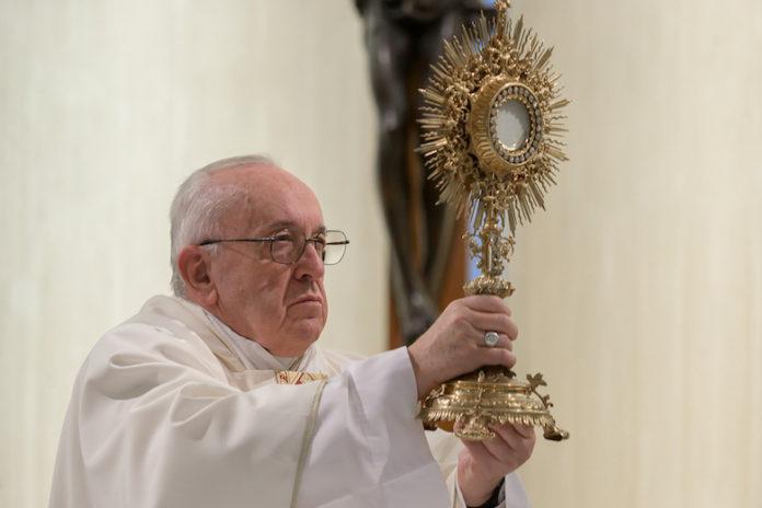 Papa Adorazione