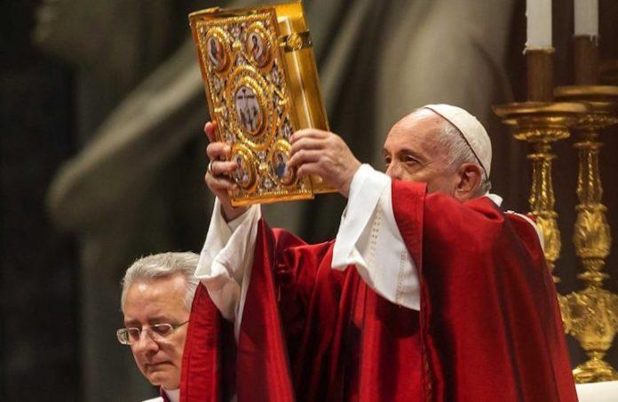 Papa messa santi pietro e paolo