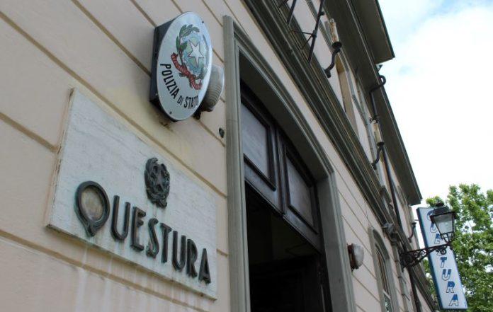 La Questura di Cuneo