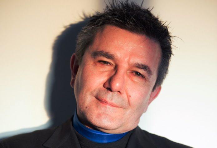 Pippo Bessone interpreta Trimalcione al festival