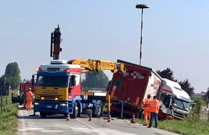 Incidente mortale a Levaldigi, vicino all'aeroporto