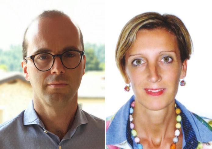 Simone Mauro e Mirella Brizio