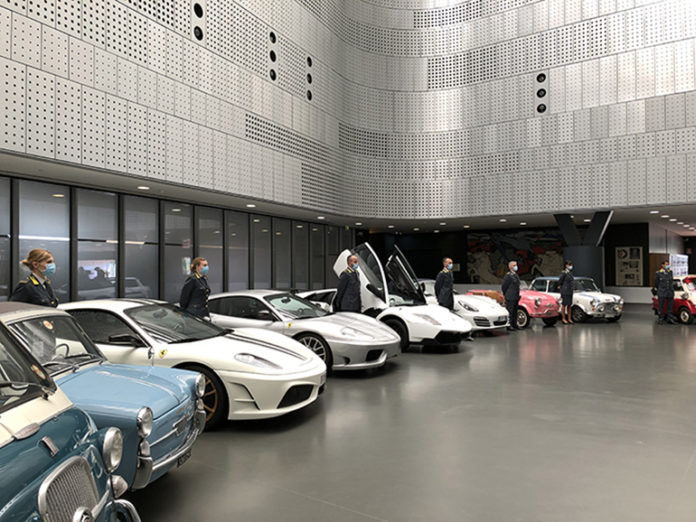 veicoli museo