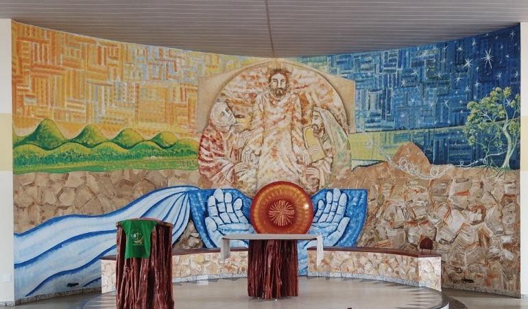 Comunità Di Bom Jesus Dipinto Della Trasfigurazione