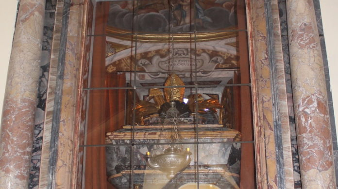 Narni Sarcofago San Giovenale