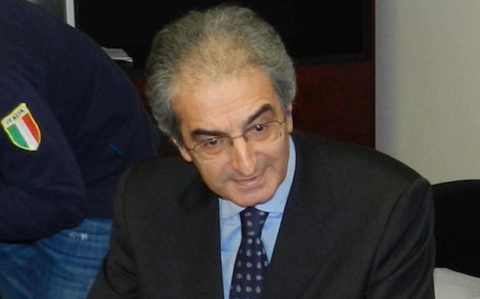 Il prefetto di Cuneo Giovanni Russo