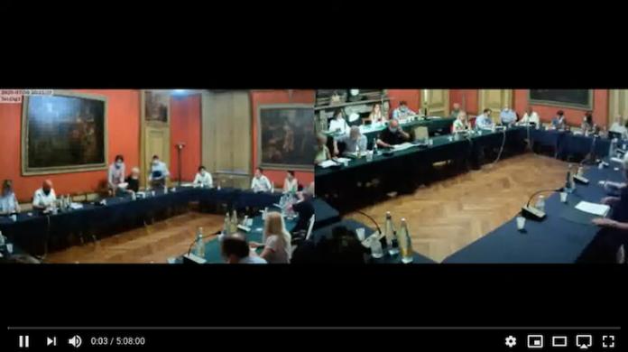 Fossano, Consiglio comunale in streaming