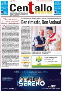 Centallo Informa – 5 – Luglio 2020