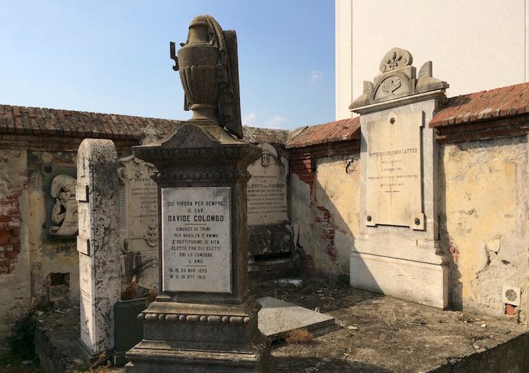 Cimitero Ebraico Fossano 2014