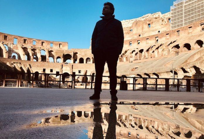 Le Pietre Parlano Colosseo Alessandro Sortino