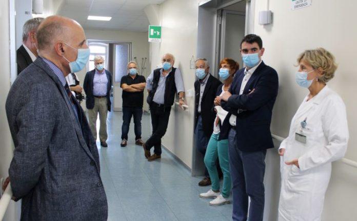 Restyling per la Neuroriabilitazione dell'ospedale di Fossano