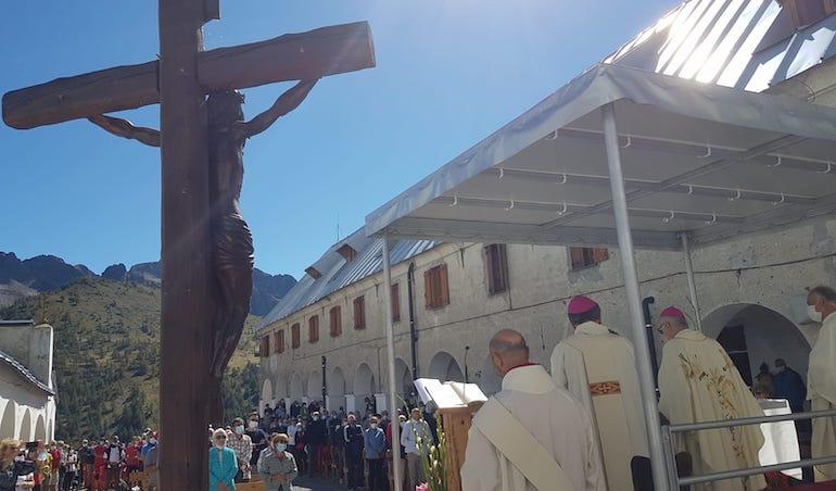 Sant'Anna Di Vinadio Pellegrinaggio Guarigione 1