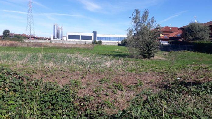 Villaggio sportivo campo da calcio