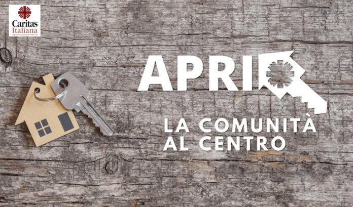 APRI progetto Caritas