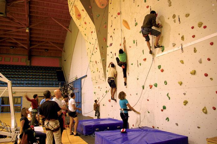 Palestra di arrampicata