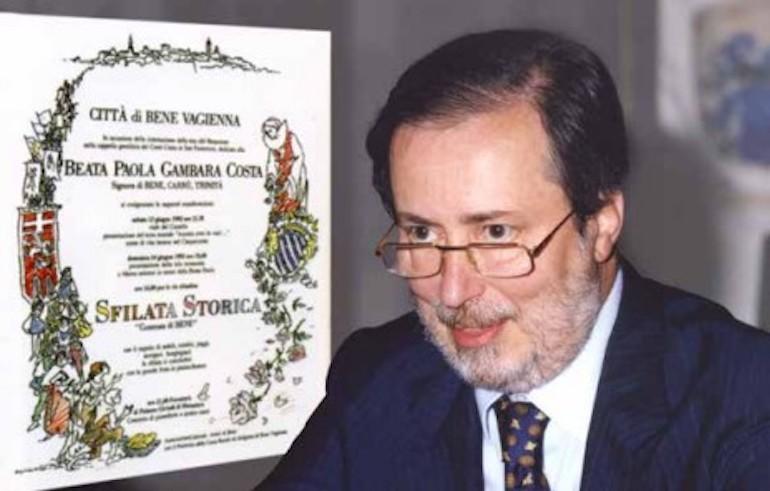 Il giurista Giorgio Lombardi