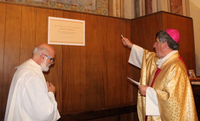 Benedizione Restauri Chiesa Cappuccini