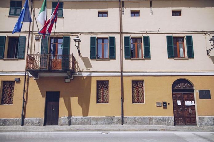 Centallo Municipio SALUSSOLIA