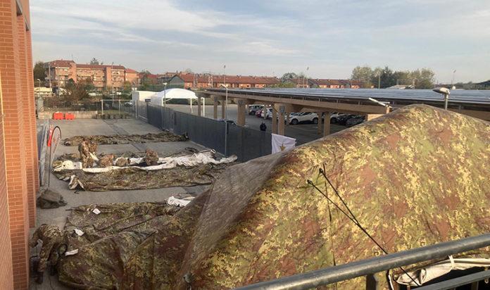 Ospedale: Esercito a Savigliano