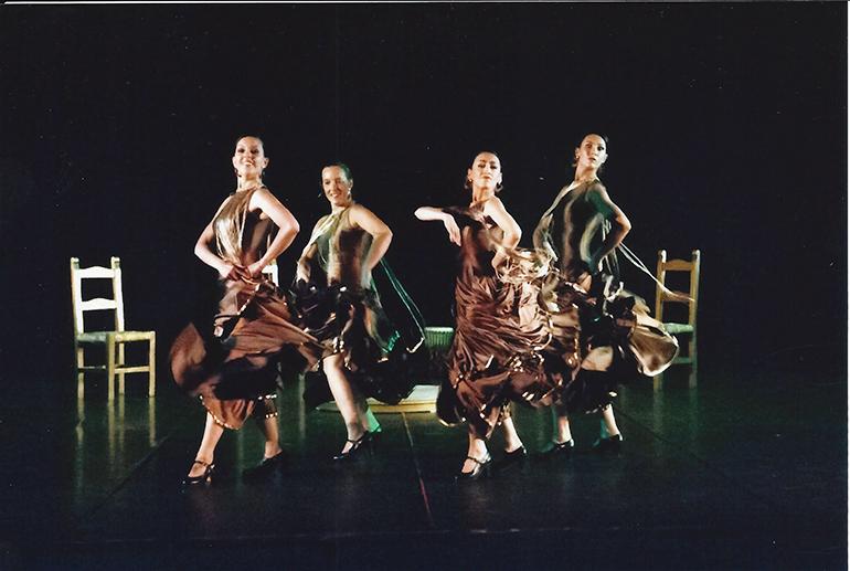 Estudio de Danzas