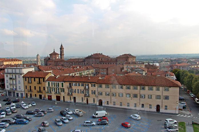 Fossano panoramiche dal Castello