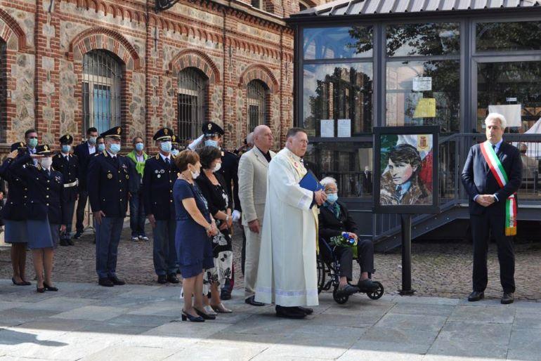 La Questura di Cuneo è ora dedicata a un agente di Trinità