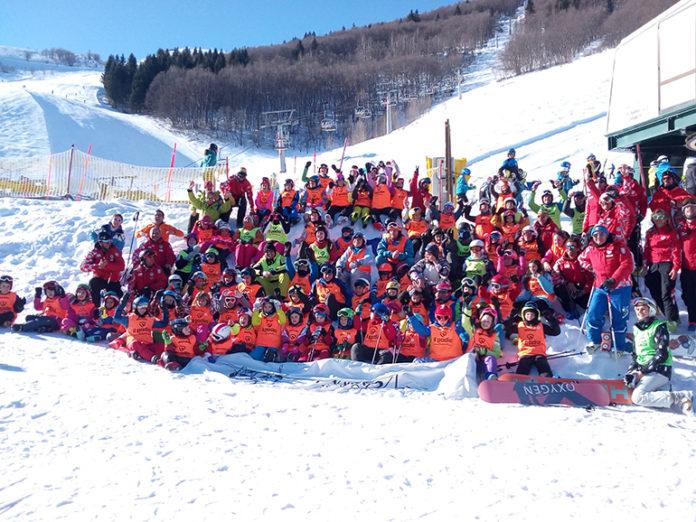 Sciolina snow club