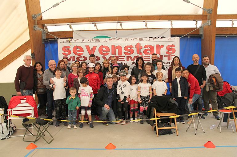 Seven Stars Moovement