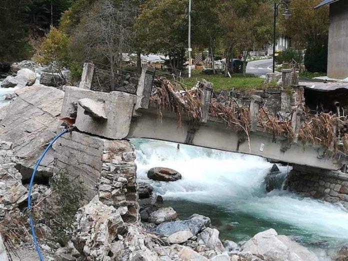 Ponte Terme Valdieri