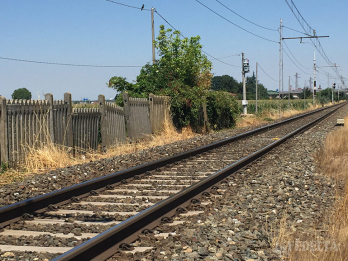 Binario unico - Ferrovia Fossano
