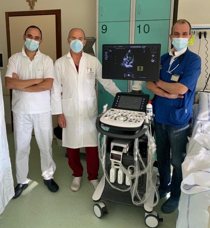 Ecografo ospedale Savigliano