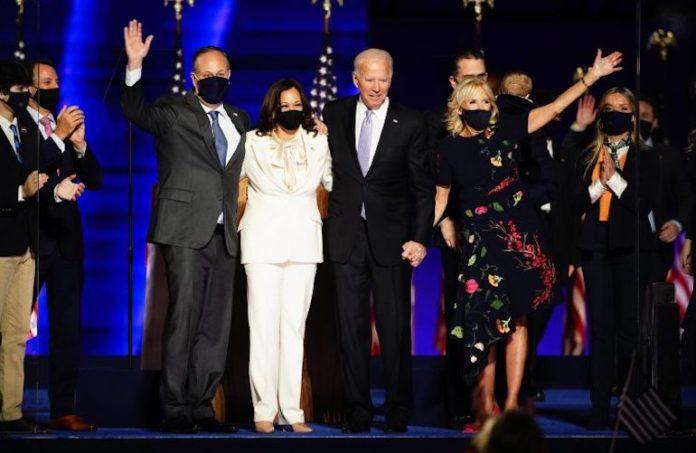 Joe Biden Elezioni USA