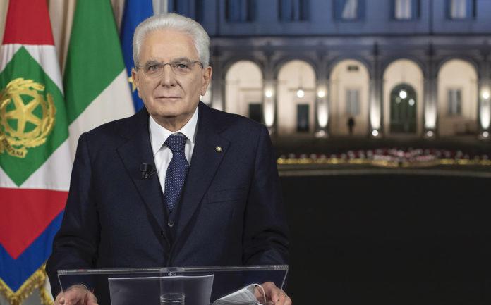 Mattarella Sergio Messaggio Di Fine Anno 2020
