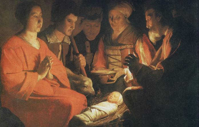 Natività, George de La Tour