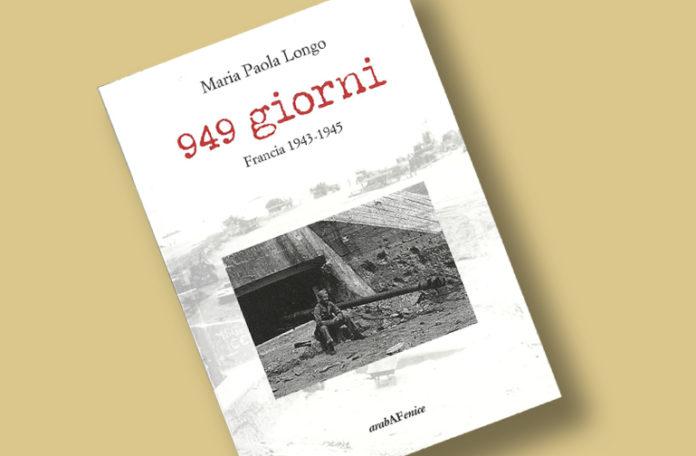 949 Giorni Libro Longo Maria Paola