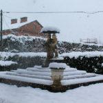 Bene Vagienna sotto la neve