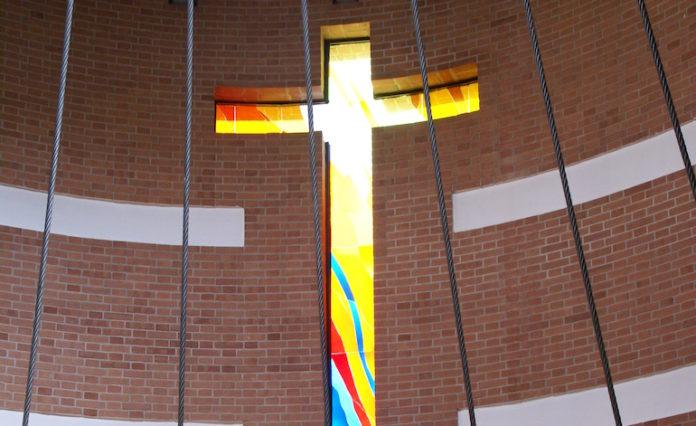 Chiesa Spirito Santo croce interna