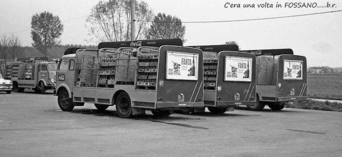 Coca Cola a Fossano