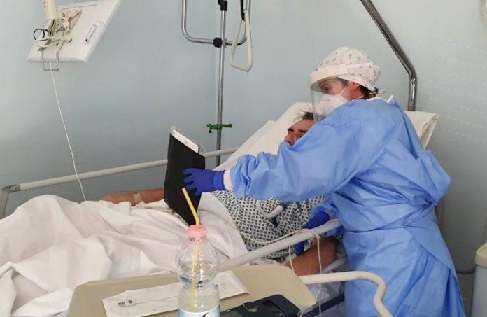 Coronavirus Malato Ospedale