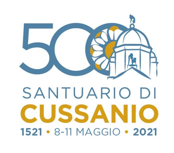 Cussanio 500 Anni Logo