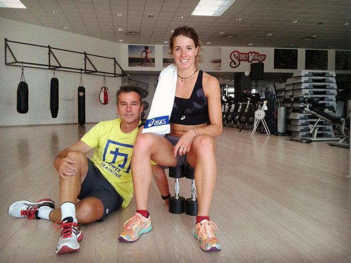 Marco Giordano e Marta Bassino