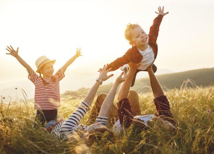 Giornata Per La Vita famiglia bambini