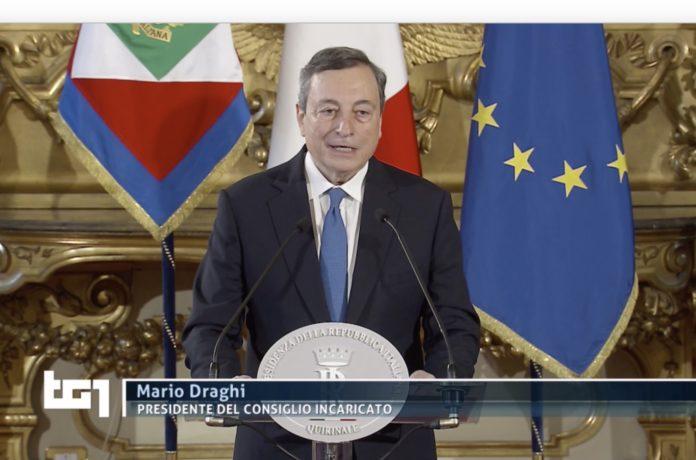 Mario Draghi Accetta Incarico 1